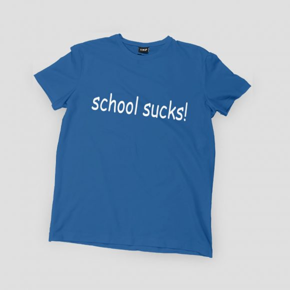 SCHOOL-SUCKS_plava