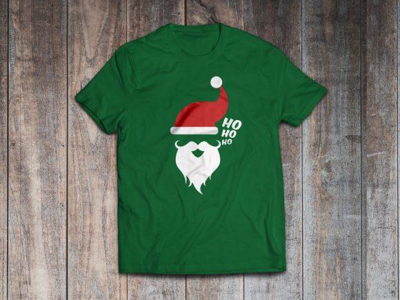 djed-bozicnjak-ho-ho-ho-v3-zelena