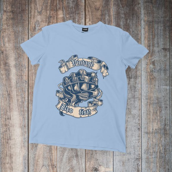 vintage-bro-fist_svijetlo_plava